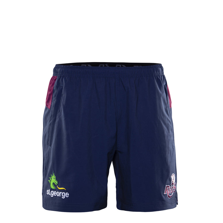 2020 Queensland Reds Mens Gym Short