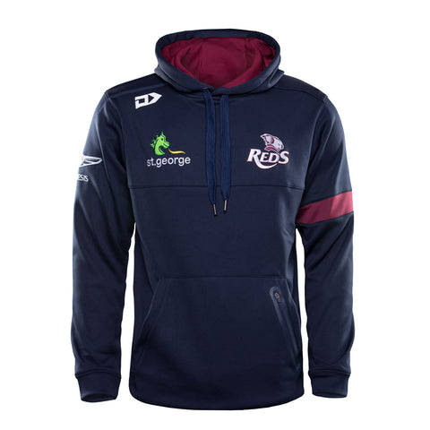 Queensland Reds 2019 Men's Performance Hoodie