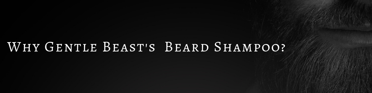 gentle beast beard shampoo benefits