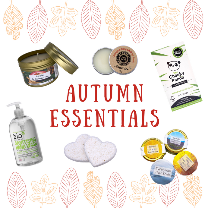 Eco-Friendly Autumn Essentials