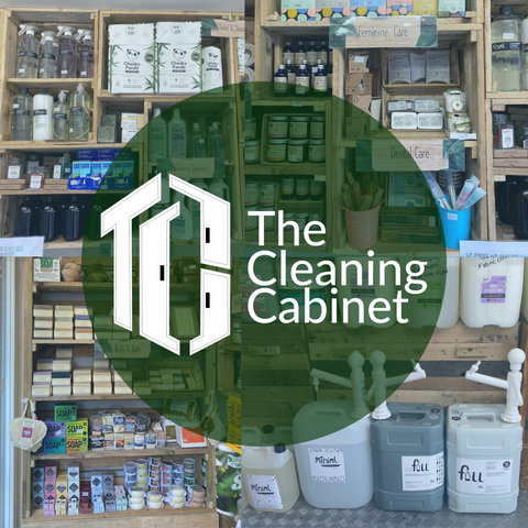 Sustainable Living | Plastic free, ZeroWaste | The Cleaning Cabinet