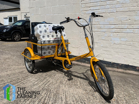 TCC Pashley Delivery Bike