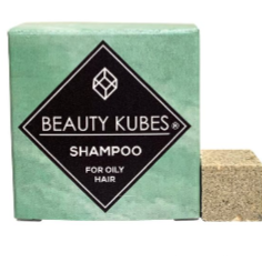 Plastic-free Shampoo Cubes for Oily Hair, the-cleaning-cabinet