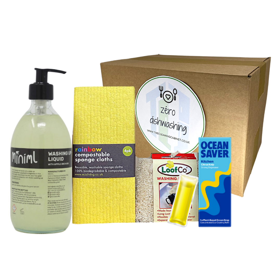 Zéro Dishwashing Gift Set