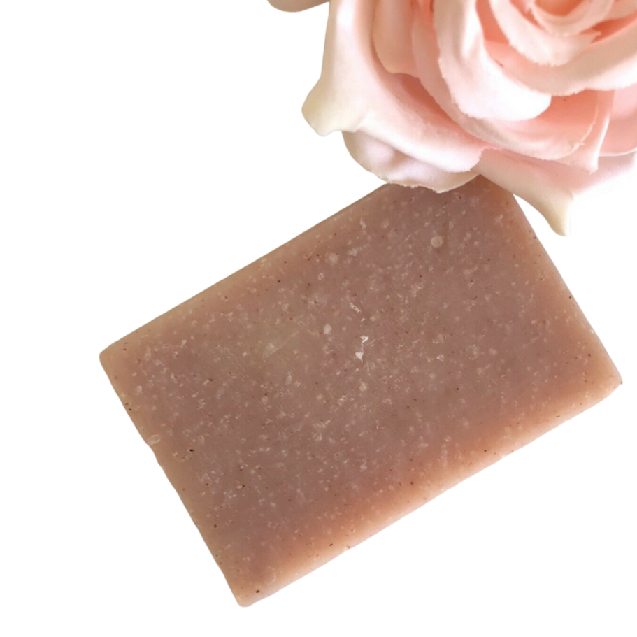 Natural Rose Shampoo & Body Bar by Clean & Green, the-cleaning-cabinet