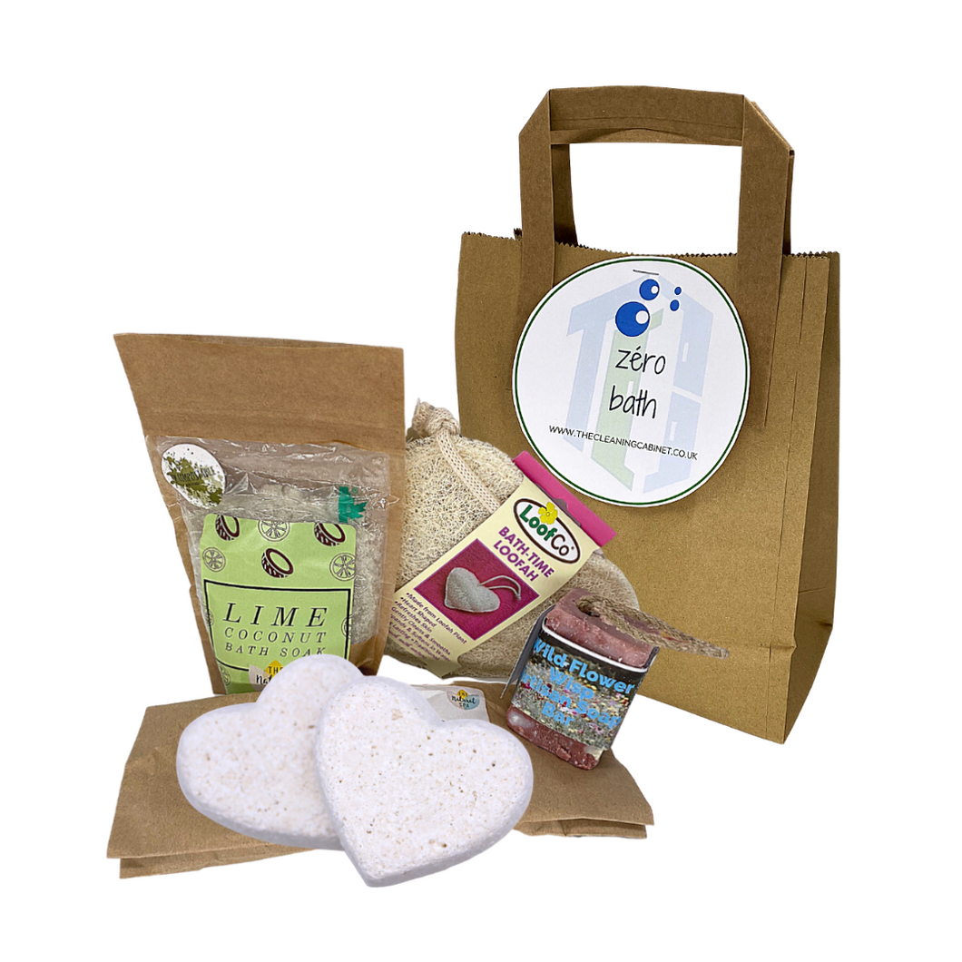 Zéro Bath Gift Set