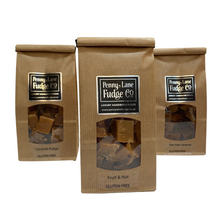 Load image into Gallery viewer, Penny Lane Fudge Co Luxury Handmade Fudge (Vegetarian and Gluten Free)