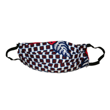 Load image into Gallery viewer, Reusable Face Mask (100% Cotton Ankara Fabric)