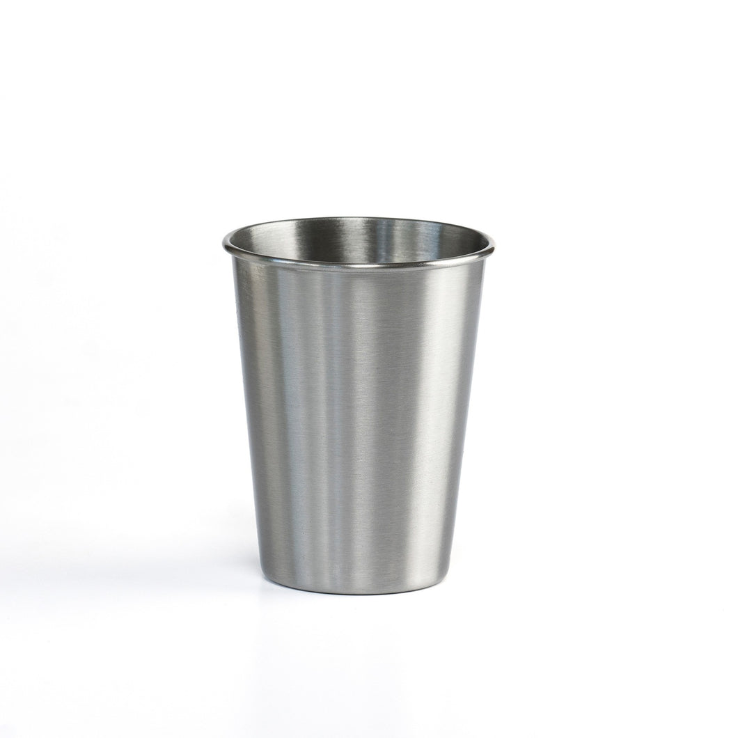 Stainless Steel Cup - Half Pint 350ml