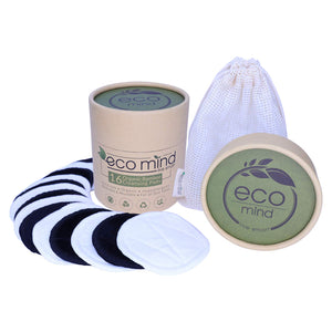 Organic Reusable Makeup Remover Pads, the-cleaning-cabinet