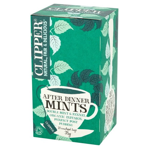 Clipper Tea - After Dinner Mints (Mint & Fennel)