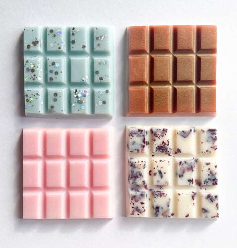 Natural Bliss Eco-Soya Wax Melts - Snap Bars