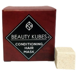 Plastic-Free Conditioner Cubes for Normal and Dry Hair, the-cleaning-cabinet