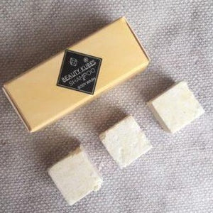 Beauty Kubes Body Wash & Shampoo Cubes for Normal Hair