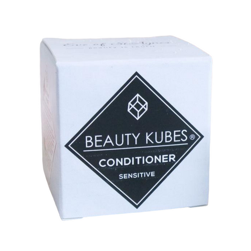 Plastic-Free Conditioner Cubes for Sensitive Skin