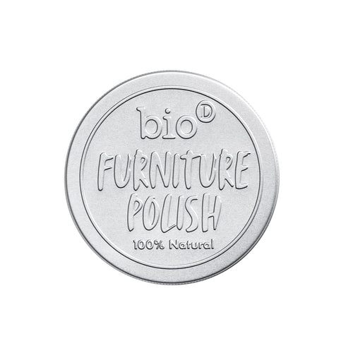 Bio-D Furniture Polish in Aluminium Tin - 150G
