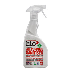 All Purpose Sanitiser by Bio-D, the-cleaning-cabinet
