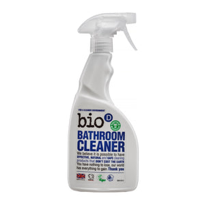 Bathroom Cleaner by Bio-D, the-cleaning-cabinet