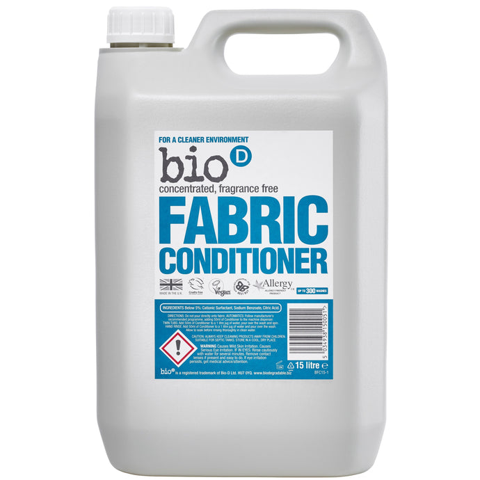 Fabric Conditioner by Bio-D, the-cleaning-cabinet