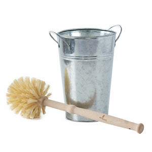 Plastic Free Toilet Brush & Holder Set - the-cleaning-cabinet