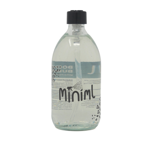 Miniml Body Wash & Bubble Bath (Pink Grapefruit & Aloe Vera)