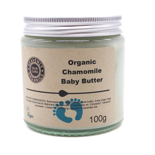 Organic Body Butter for Babies & Children, the-cleaning-cabinet