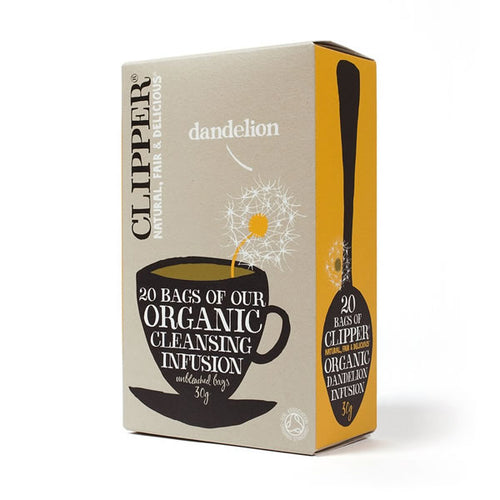 Clipper Tea - Organic Refreshing Infusion (Dandelion)