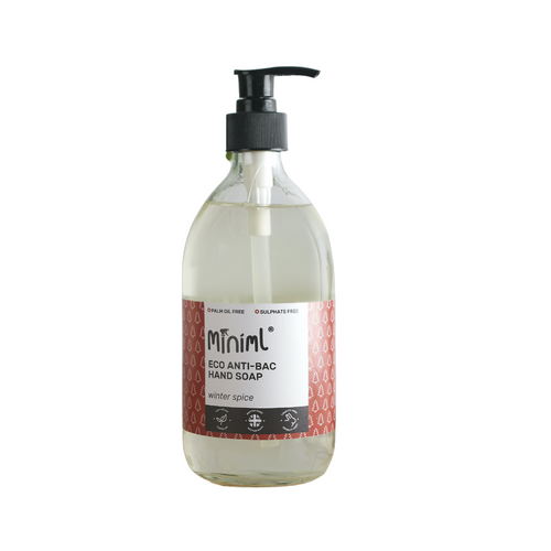 Miniml Eco Anti-bac Hand Soap