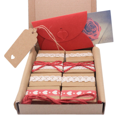 Natural Soap Favours Gift Box, the-cleaning-cabinet