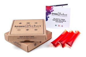 Floor Cleaner (Water Soluble Sachets) by Iron & Velvet, the-cleaning-cabinet