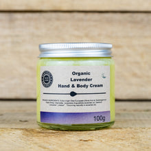 Load image into Gallery viewer, Organic Hand & Body Cream, the-cleaning-cabinet