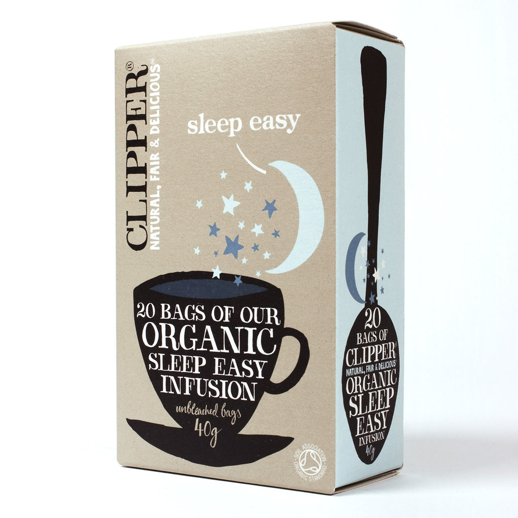 Clipper Tea - Organic Sleep Easy Infusion