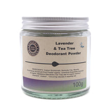 Load image into Gallery viewer, Organic Deodorant Powder, the-cleaning-cabinet