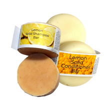 Load image into Gallery viewer, Natural Spa Shampoo and Conditioner Bar Bundle