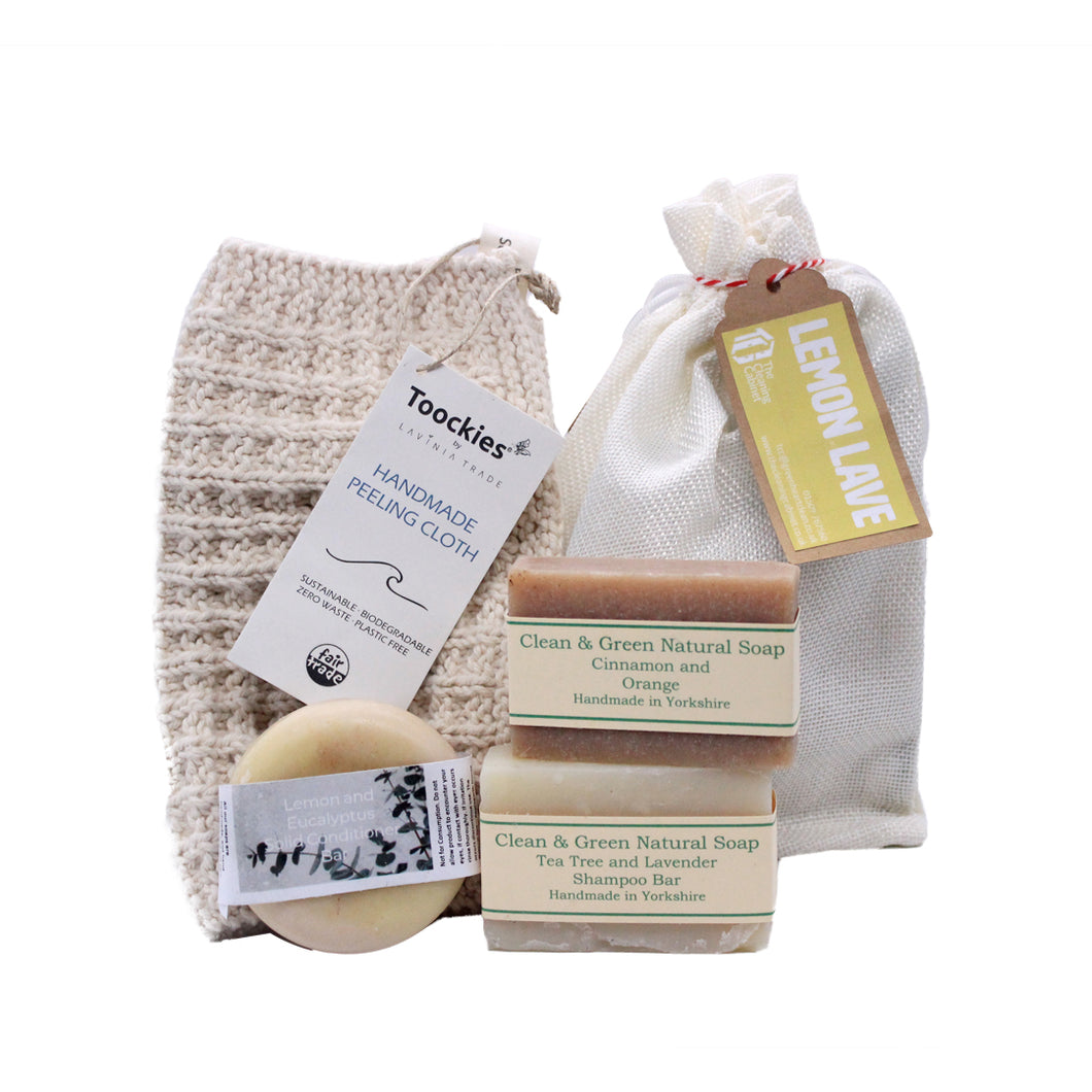 Lemon Lave Gift Set