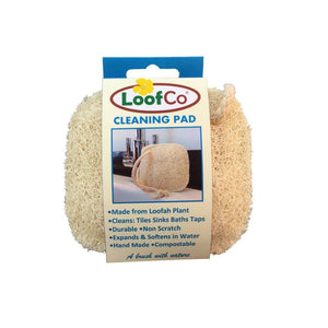 LoofCo Cleaning Pad, Loofah Plant