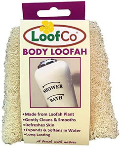 LoofCo Exfoliating Body Loofah