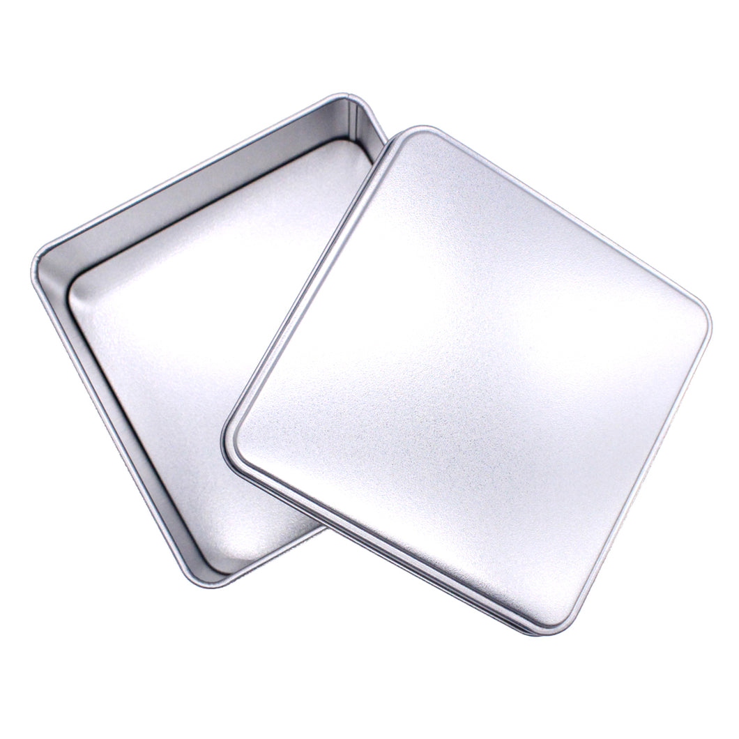 Aluminium Travel / Storage Tins