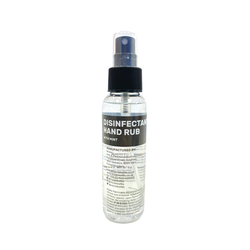 Disinfectant Hand Rub (Eco-friendly Hand Sanitiser), the-cleaning-cabinet