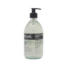 Load image into Gallery viewer, Natural & Vegan Liquid Hand Soap (Sweet Clementine) by Miniml, the-cleaning-cabinet