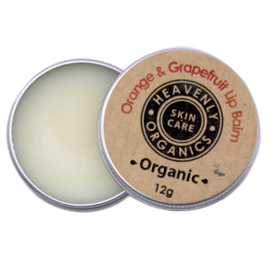 Organic Lip Balm, the-cleaning-cabinet