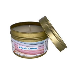 Natural Soy Wax Candle (90g)