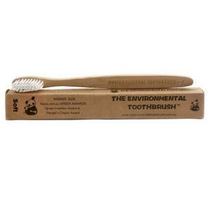 Environmental Bamboo Toothbrush, the-cleaning-cabinet