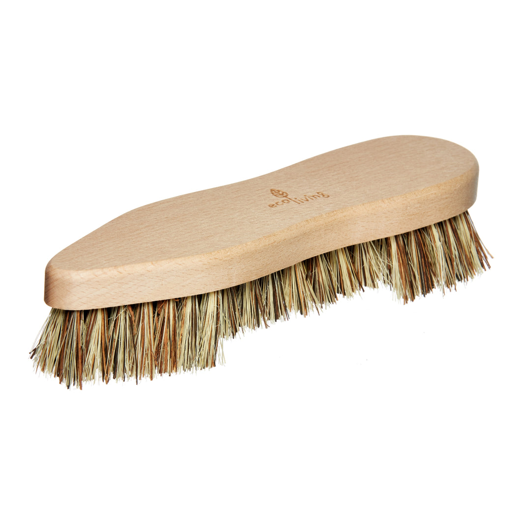 Plastic-Free Scrubbing Brush, the-cleaning-cabinet