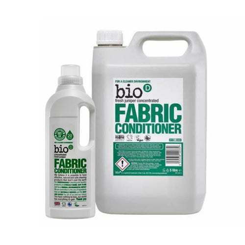 Bio-D Fabric Conditioner (Fresh Juniper) - Refill Bundle