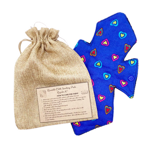 Reusable Cotton Sanitary Pads