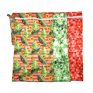 Wet Bag (for reusable pads & nappies)