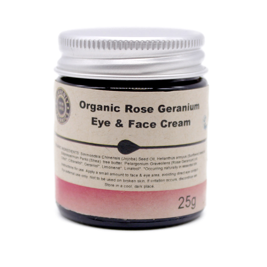 Organic Eye & Face Cream, the-cleaning-cabinet