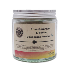 Organic Deodorant Powder, the-cleaning-cabinet
