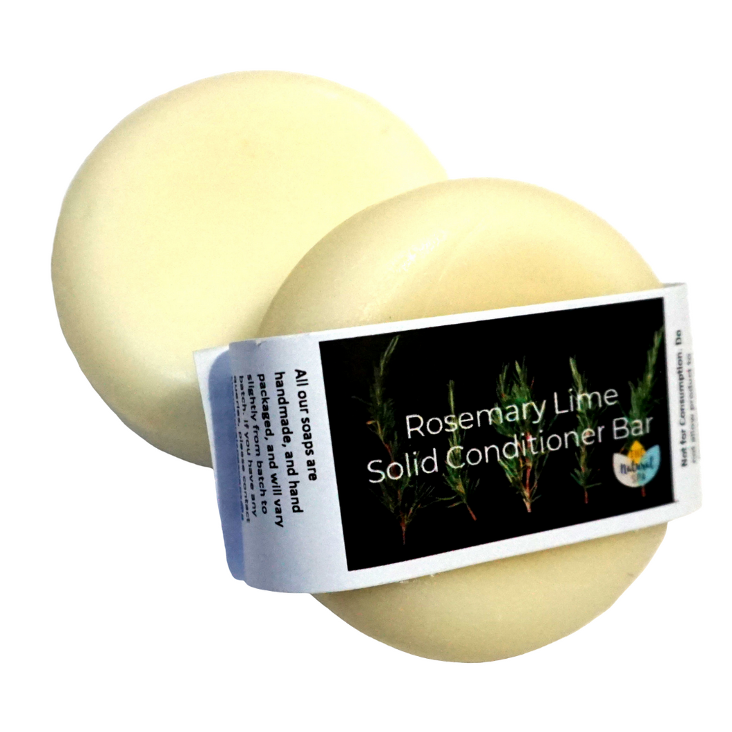 Solid Conditioner Bars by Natural Spa, the-cleaning-cabinet